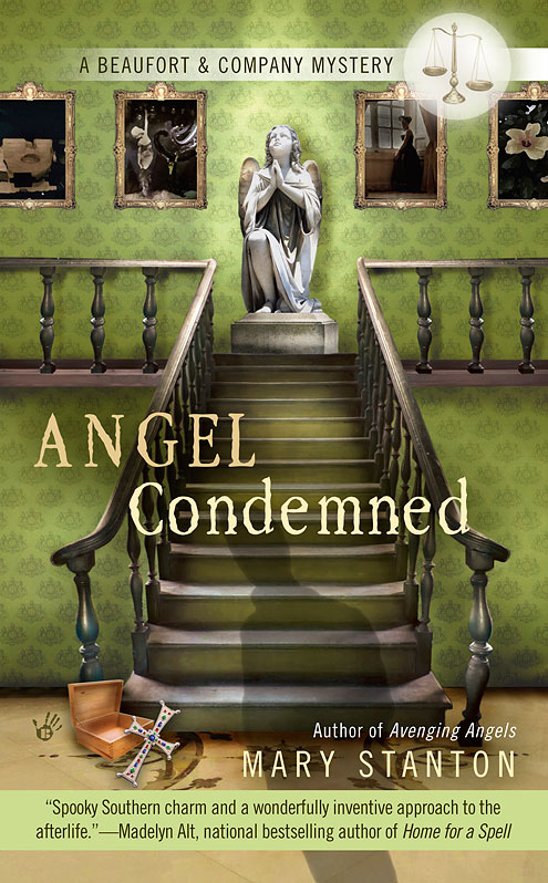 Angel Condemned, the fifth Beaufort & Company Mystery